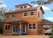 Eastern Upper Michigan Residential Construction - New Homes, Vacation Homes, and Cabins