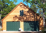 Garages in the Eastern Upper Michigan - Garage Contractor