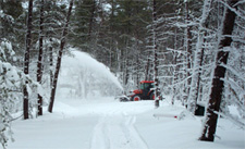 Eastern Upper Michigan Snow Removal Services